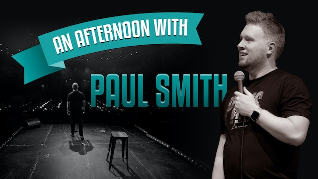 An Afternoon With Paul Smith