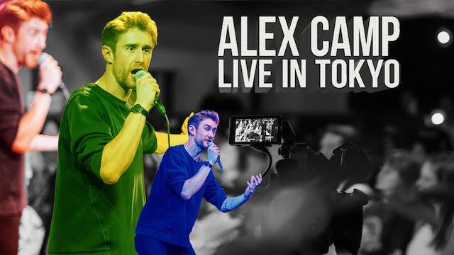Alex Camp - Live In Tokyo