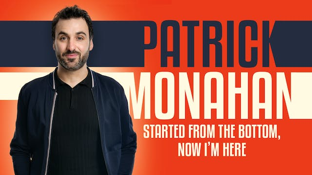 Patrick Monahan - Started From The Bo...
