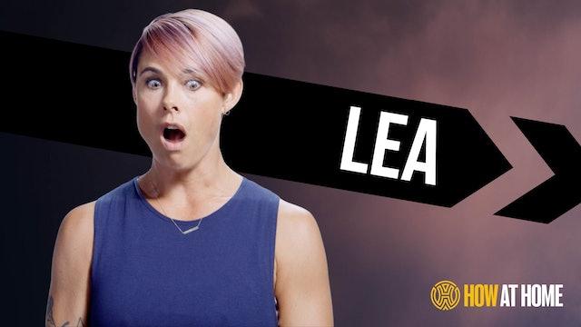 Meet the Trainers: Lea