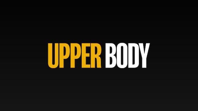 Upper Body 💪🏽