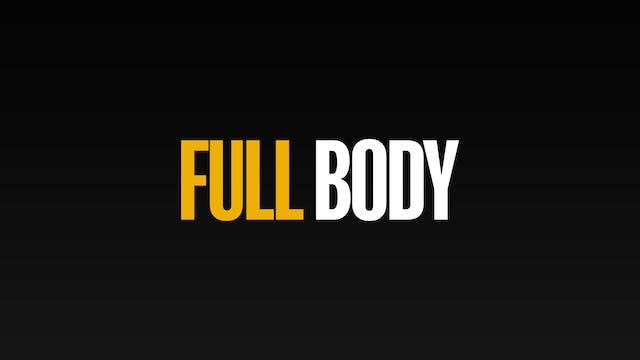 Full Body 🏋🏼♀️