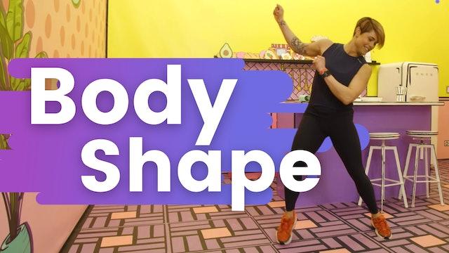 Body Shape 🦋 WONDR Special
