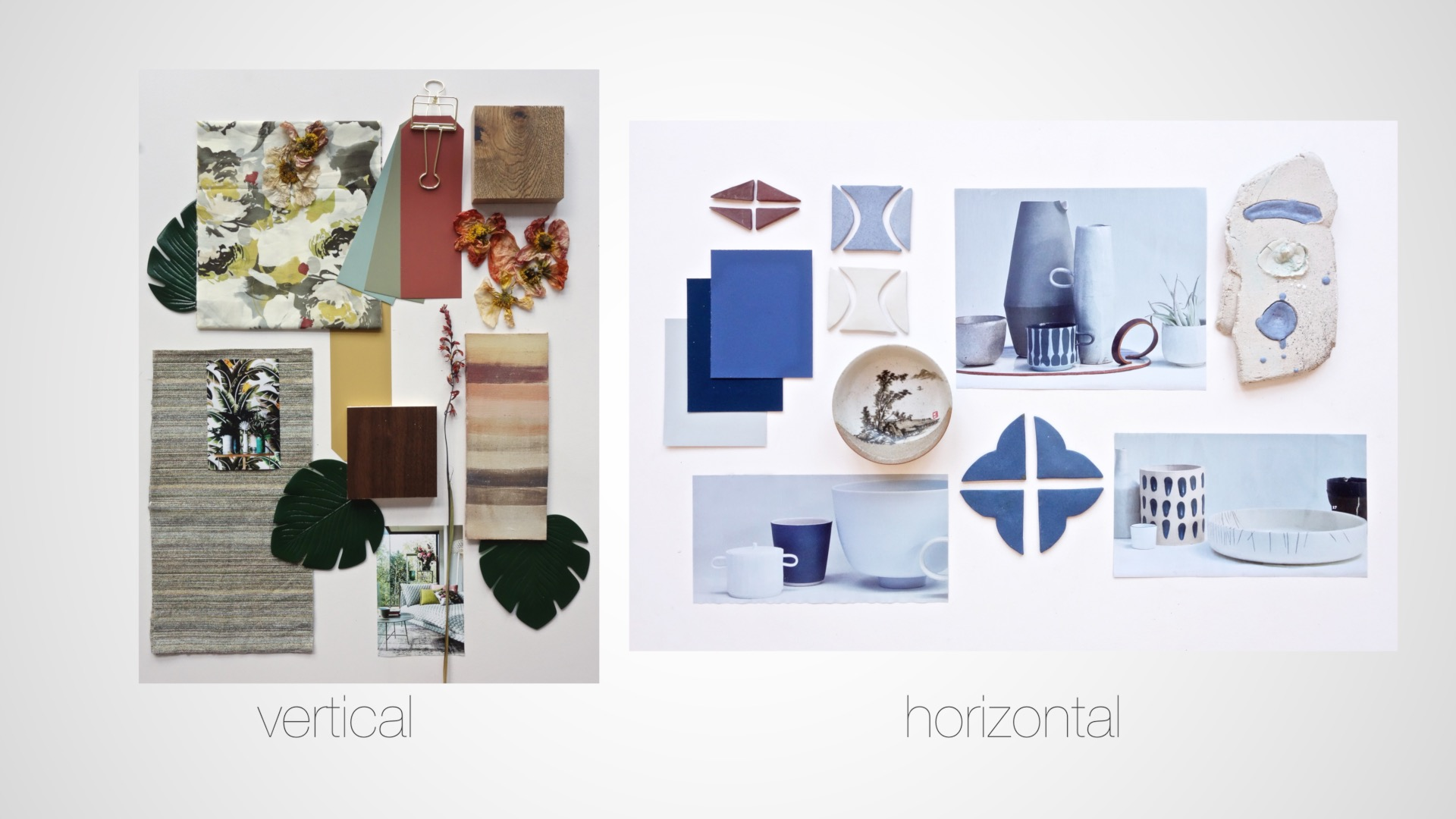 How to create a well structured mood board Video