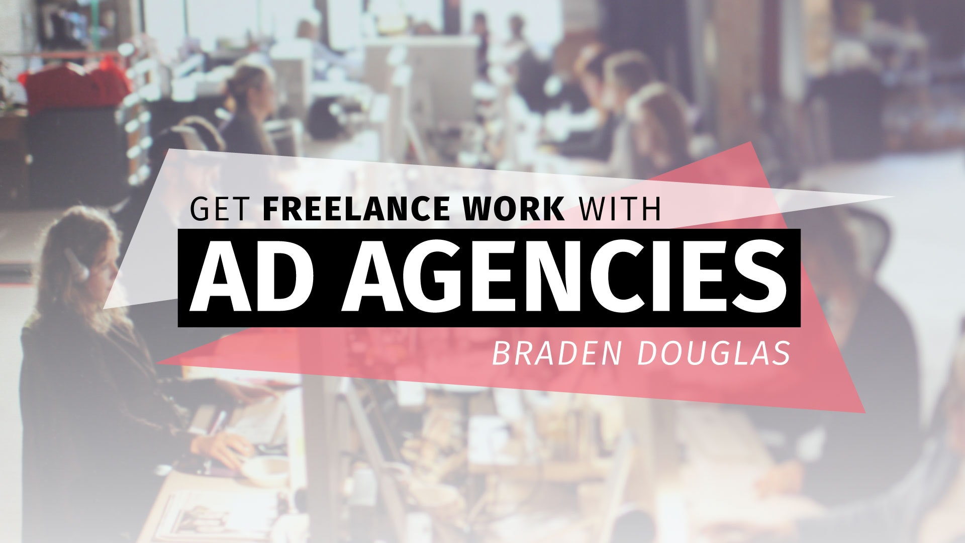 Get freelance work with Ad Agencies