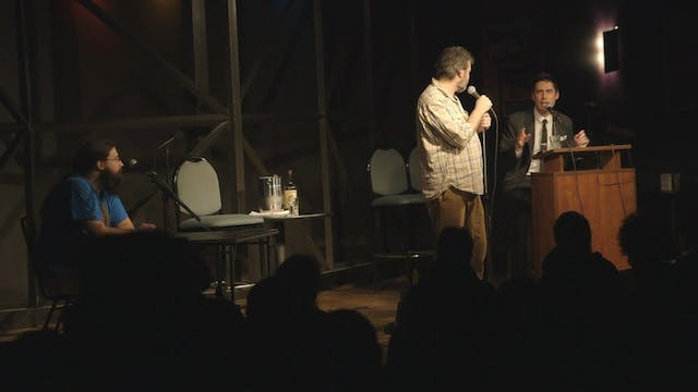 Harmontown Tour:  Austin, TX (1/11/2013)