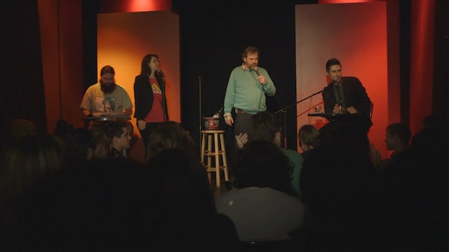 Harmontown Tour: Atlanta, GA (1/13/13)