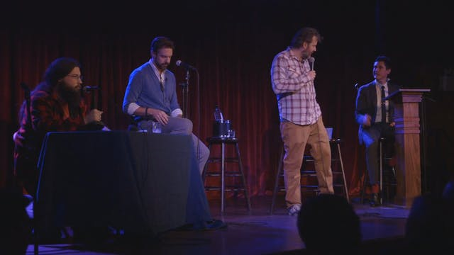 Harmontown Tour: Brooklyn, NY (1/16/13)