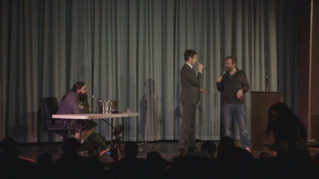 Harmontown Tour: Arlington, VA (1/19/13)