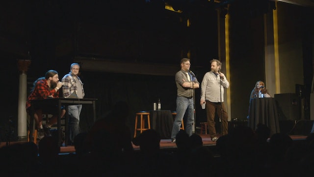 Harmontown Tour: Minneapolis, MN (1/24/13)