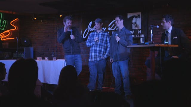 Harmontown Tour: Somerville, MA (1/17/13)