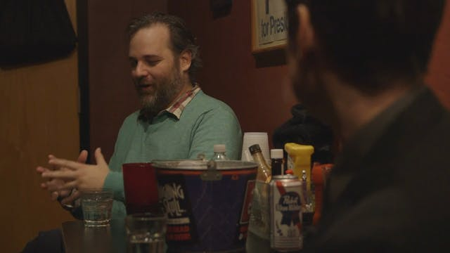 Bobcat Goldthwait and Dan Harmon back...