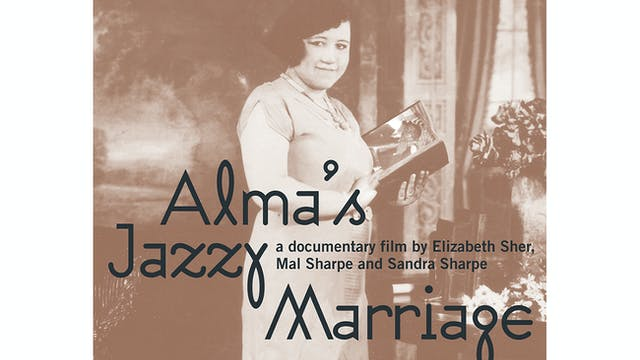 Alma's Jazzy Marriage