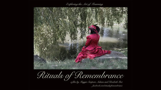Rituals of Remembrance: The Art of Mourning