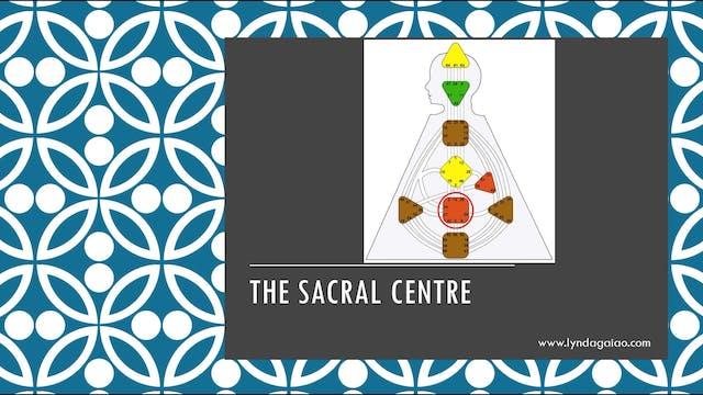 The Sacral Centre
