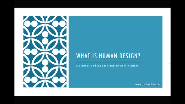 004 What is Human Design