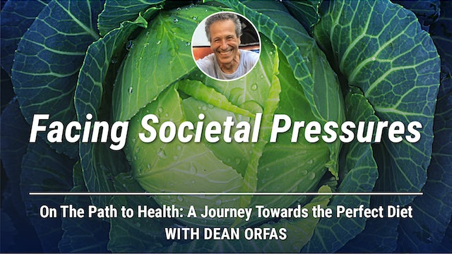 On The Path to Health - Facing Societal Pressures