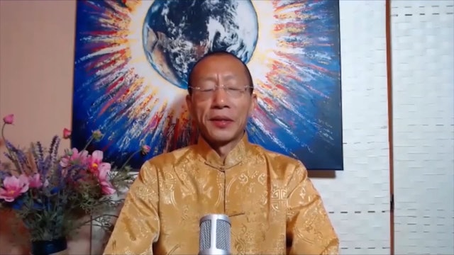 04-2 Meditation- Setting the Chi Field for the Course