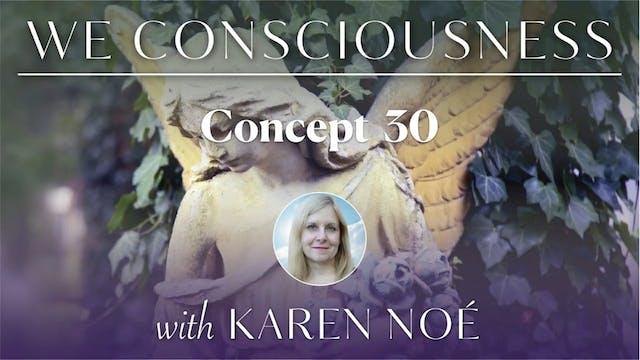 We Consciousness - Concept 30
