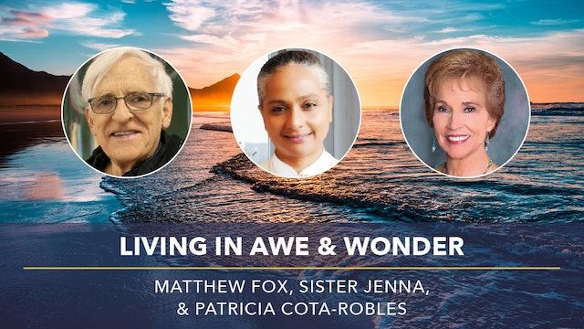 Living in Awe & Wonder