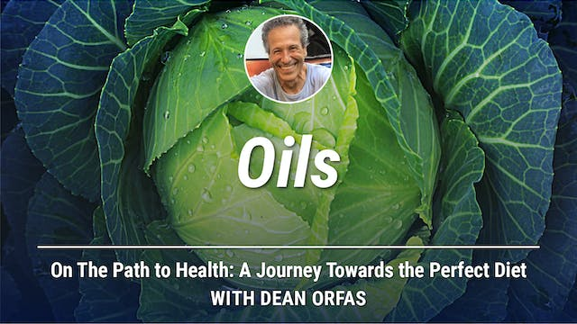 On The Path to Health - Oils