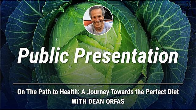 On The Path to Health - Public Presentation
