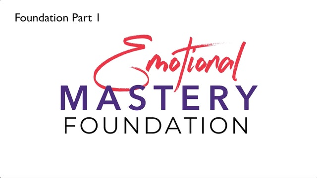 1. Foundation Part I