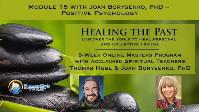15: Positive Psychology with Joan Bor...