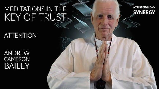 Meditation: ATTENTION