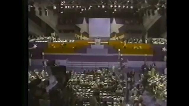 Barbara Marx Hubbard's Vice-Presidential Nomination Speech in 1984