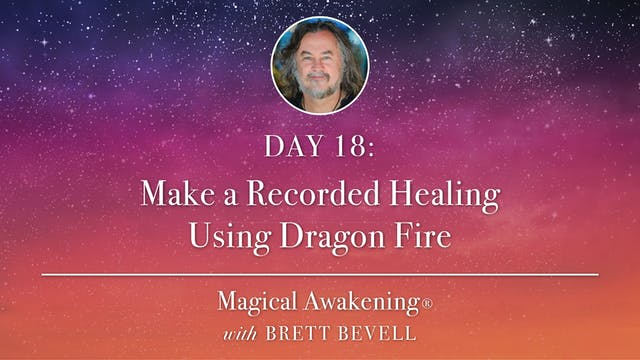 Magical Awakening® Day 18: Make a Rec...