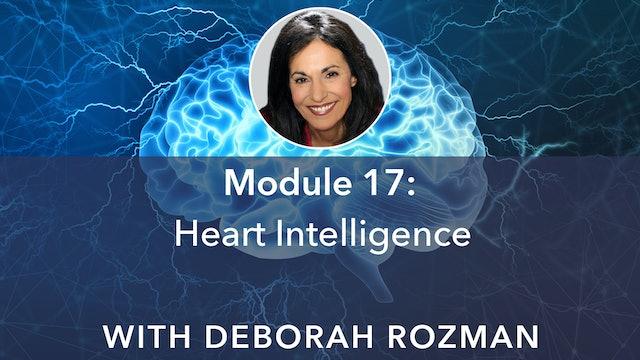 17: Heart Intelligence with Deborah Rozman