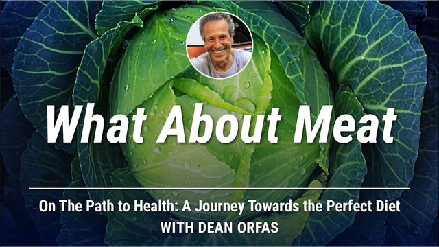 On The Path to Health - What About Meat