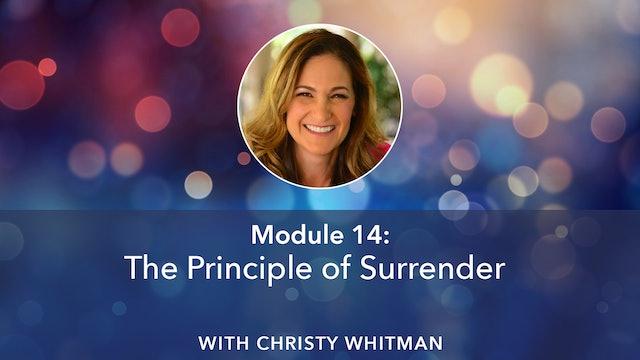 Christy Whitman Module 14