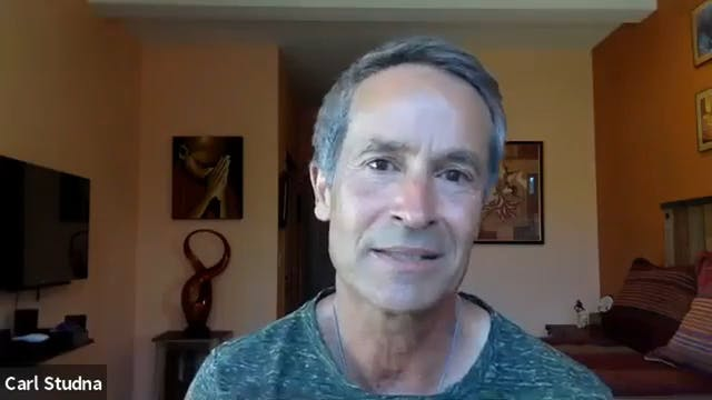 Carl Studna Mentoring #1