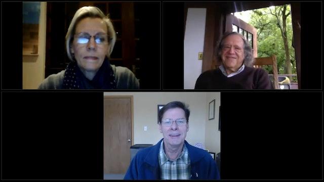 LIO 2017 12 Spheres - Rabbi Michael Lerner - Sacred Activism, Oneness & Justice