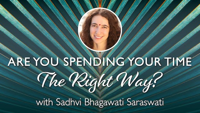 Are You spending your time The Right ...