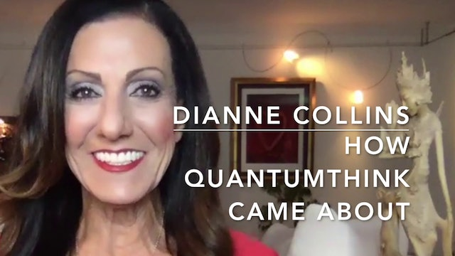 SP-2 How QuantumThink Came About with Dianne Collins