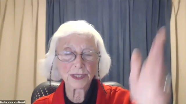 5 Mentoring with Barbara Marx Hubbard