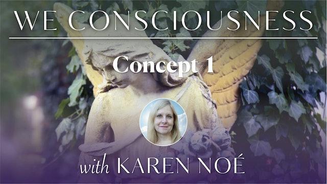 We Consciousness - Concept 01