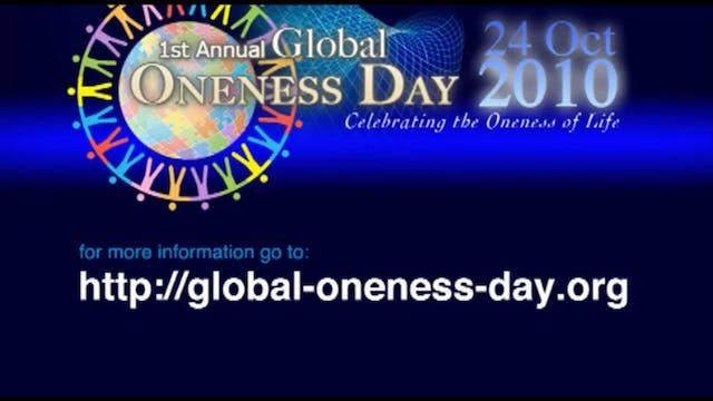 Yoko Ono Global Oneness