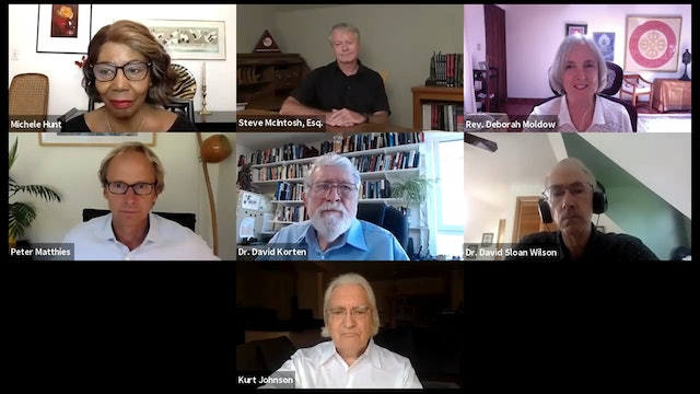 16: Global Oneness Summit 2020 - Conscious Business Conscious Governance
