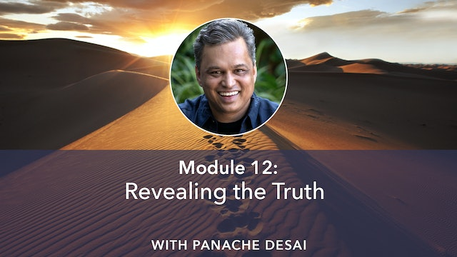 12: Revealing the Truth with Panache Desai