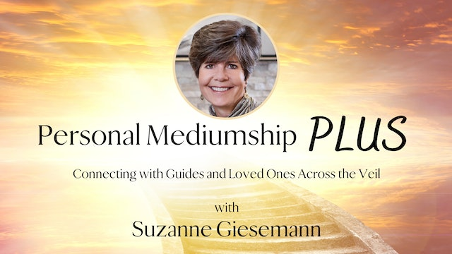 Welcome Letter - PDF For Personal Mediumship Plus