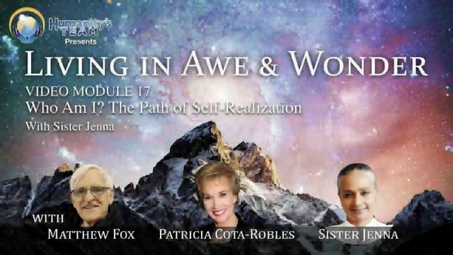 17: Who Am I? The Path of Self-Realization with Sister Jenna