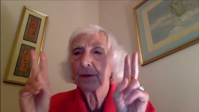 3 Mentoring with Barbara Marx Hubbard
