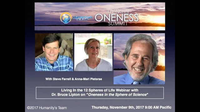 LIO 2017 Dr. Bruce Lipton Oneness in ...