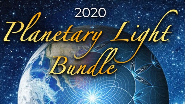 Planetary Light Meditation Bundle With Kenji Kumara