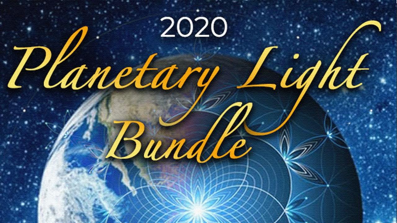 Planetary Light Meditation Bundle With Kenji Kumara