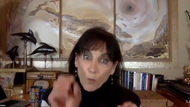 8 Mentoring with Barbara Marx Hubbard